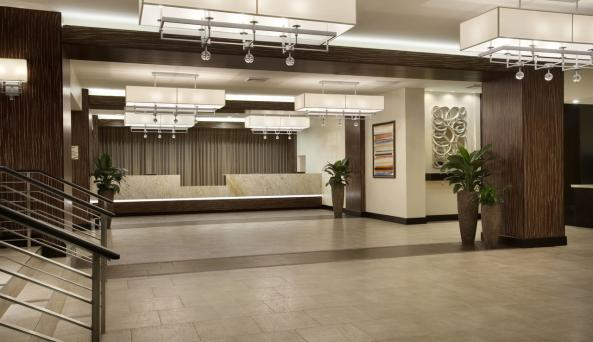 Hilton New York JFK Airport Front Desk