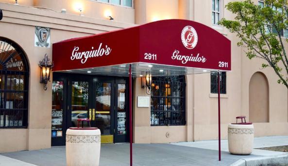 Gargiulo's Restaurant Entrance
