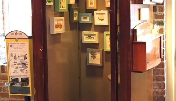 The phone booth gallery!