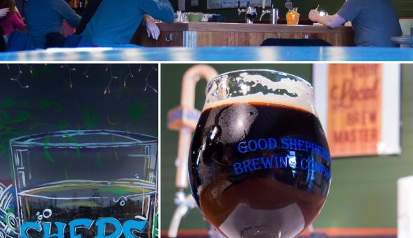 Good Shepherds Brewing Company