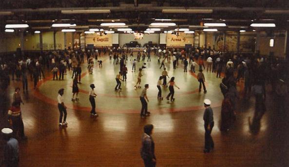 Guptill's Arena