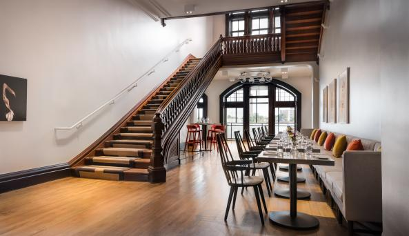 100 Acres: The Kitchens at Hotel Henry