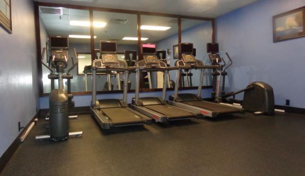 Two-Room Fitness Center