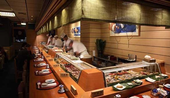 NYS Feed - Hatsuhana Sushi Restaurant