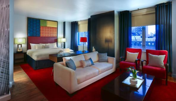 Hotel Hayden Suite