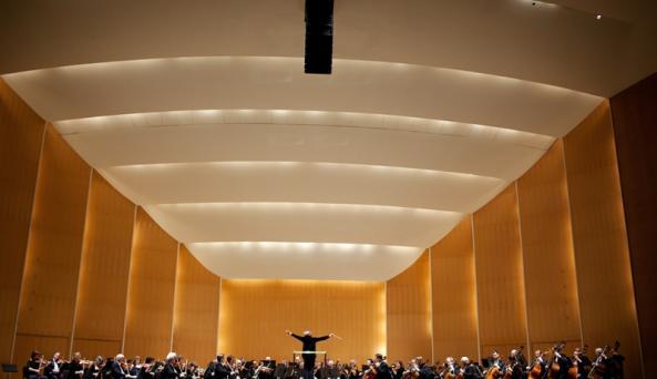 Buffalo Philharmonic Orchestra with Music Director JoAnn Falletta