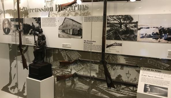 Remington Arms Museum - Photo Courtesy of Remington Arms Museum