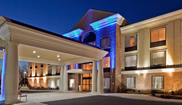 Holiday Inn Express and Suites Clifton Park