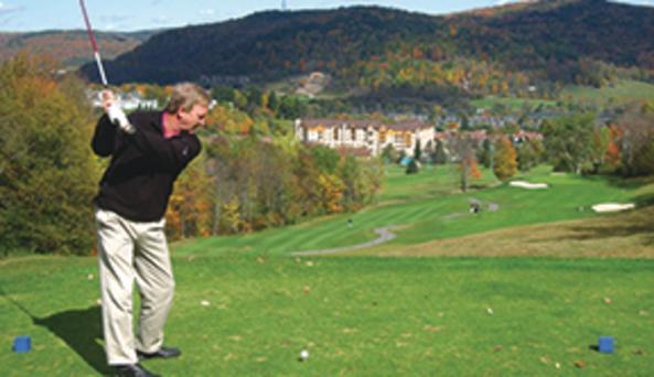 Holiday Valley Golf