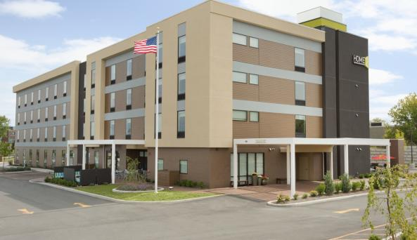 Exterior Home2 Suites Rochester Henrietta, NY