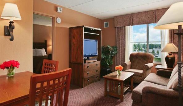 Homewood Suites Buffalo Amherst