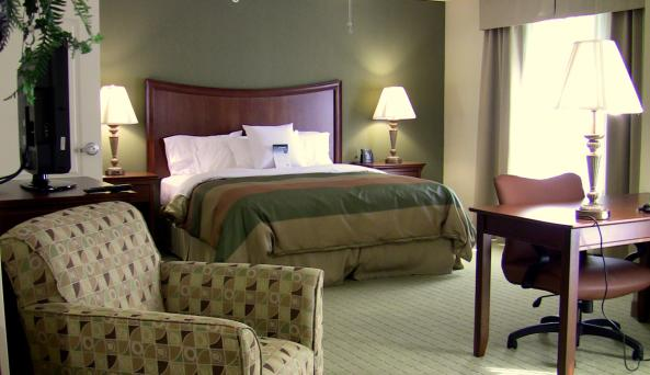 Homewood-Inn-and-Suites-Victor-hotel-room