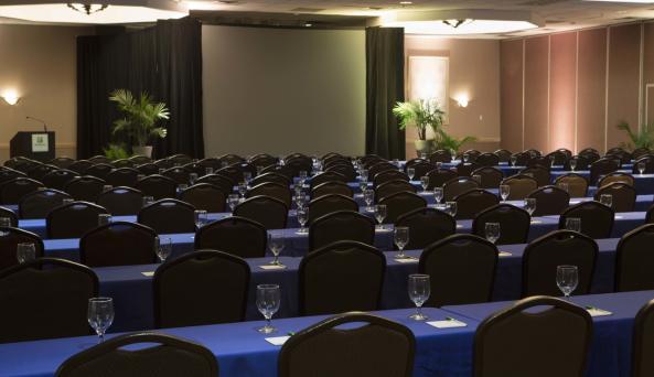 Conference Center at Holiday Inn Binghamton