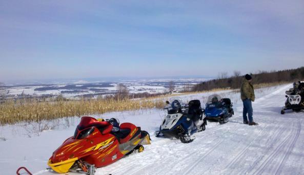 Summit Sno Riders - Photo Courtesy of Summity Sno Riders