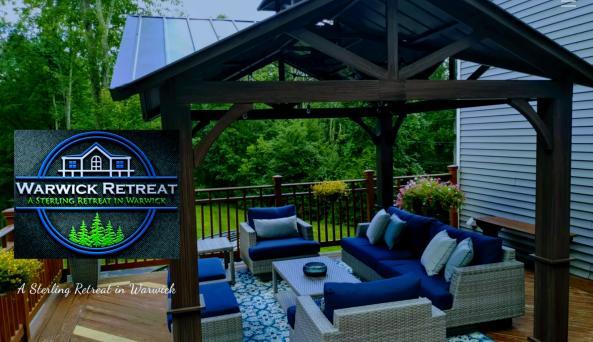 Entertain Outdoors in Comfort