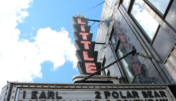 Little Theatre, Historic Movie House in Rochester, NY