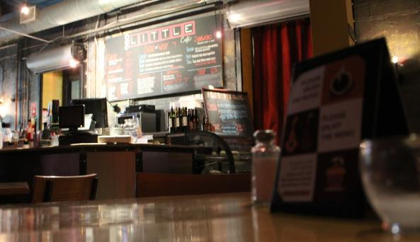 Little Theatre Cafe offers dining options