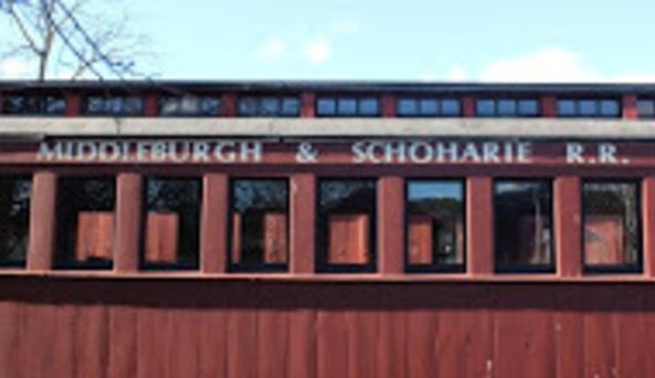 Schoharie Valley Railroad Museum