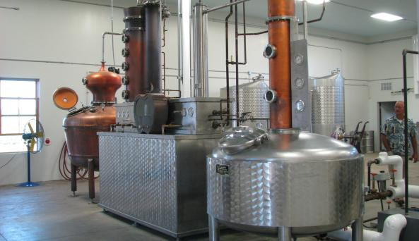 Apple Country Spirits Inide