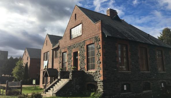 The Saranac Laboratory Museum