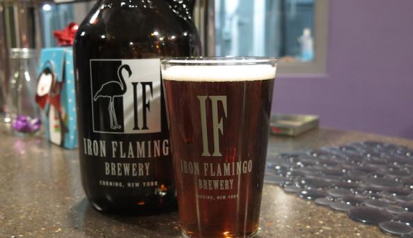 Iron Flamingo Brewery