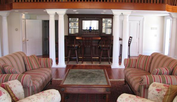 Bykenhulle - interior