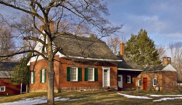 Jacob Blauvelt Farmhouse