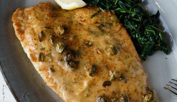 Flounder Francaise