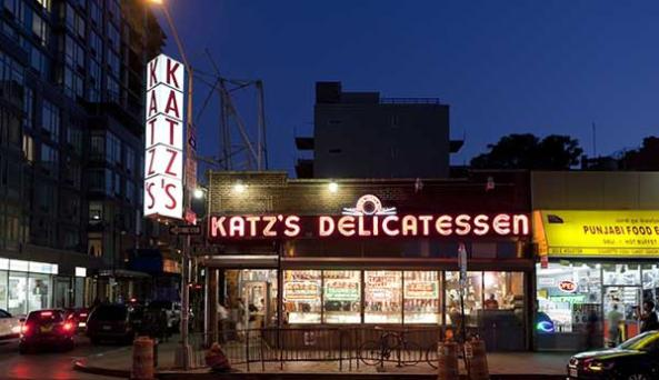 NYS Feed - Katz's Deli
