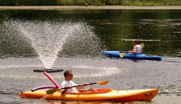 Omega - kayak