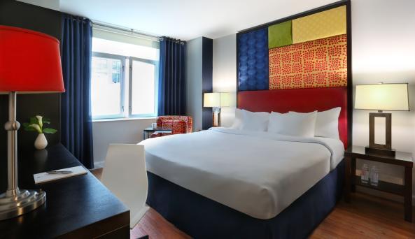 Hotel Hayden King Room