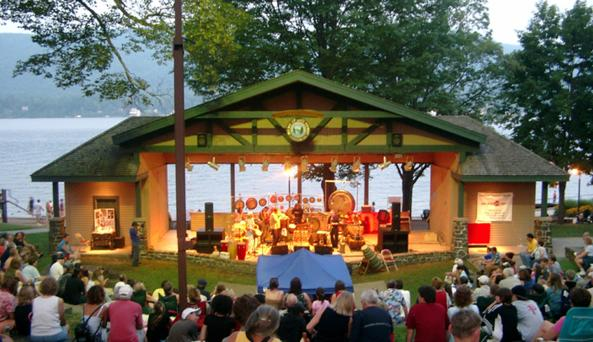 Jazz at the Lake ~ Lake George Jazz Weekend