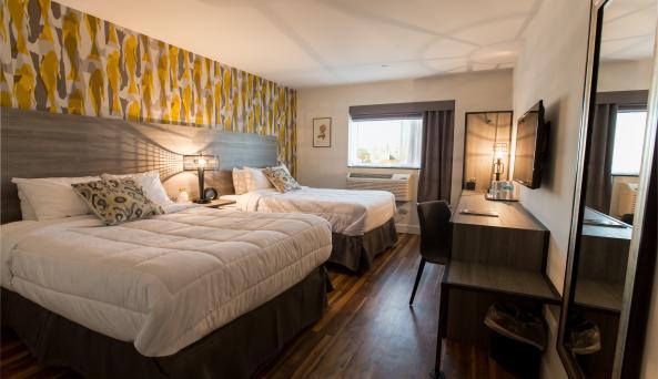 Look Hotel Double Room 1
