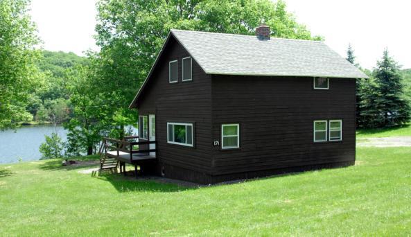Lake Taghkanic State Park - cottage