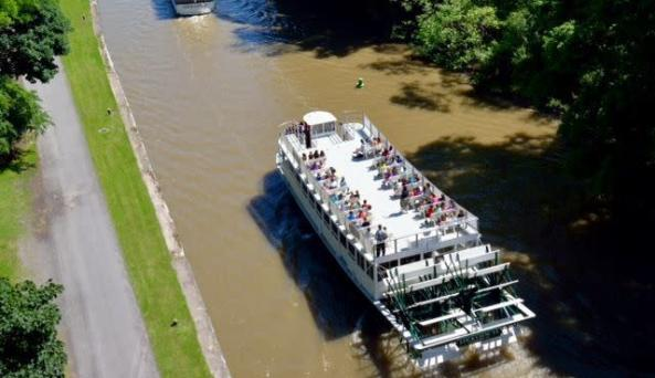lockport Locks & Erie Canal Cruises