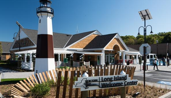 Long Island Welcome Center