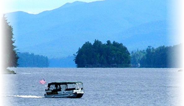 Long Lake Boat Tours