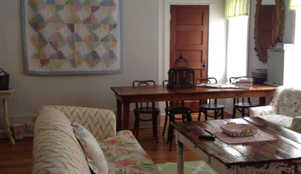Cozy vacation rental in the heart of Watkins Glen