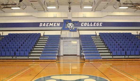 Daemen College Lumsden Gym