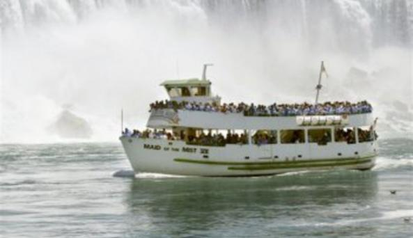 Maid of the Mist Boat Tour and Observation Elevator