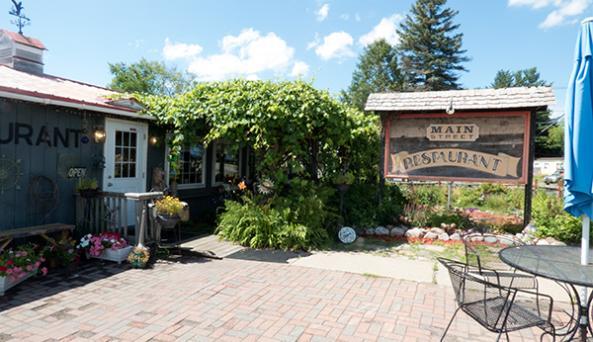 Main Street Restaurant, Tupper Lake, NY