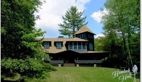 Hemlock Hall Main Lodge