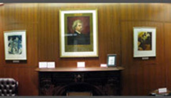 Mark Twain Room