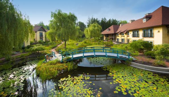 Mirbeau Monet Gardens