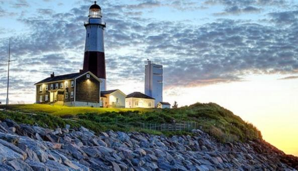 Montauk Point Lighthouse Museum