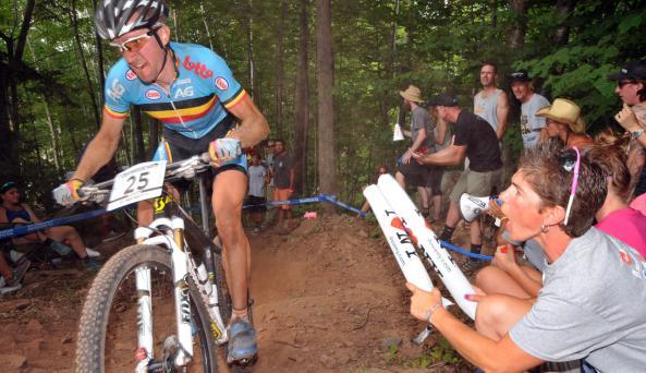 Mtn Bike race - Photo Courtesy of Greene County