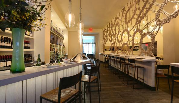 Mykonos Blue - Breakfast, Lunch, Bar, Dinner and Room Delivery - Greek Cuisine