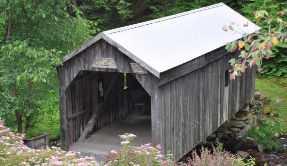 Copeland Covered Bridge