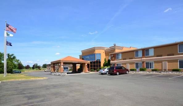 Quality Inn & Suites, Albany Airport