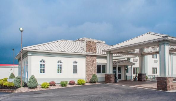 Quality Inn & Suites at I 81 Exit 45